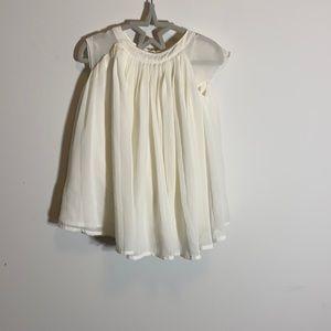 🌵Oshkosh white dress